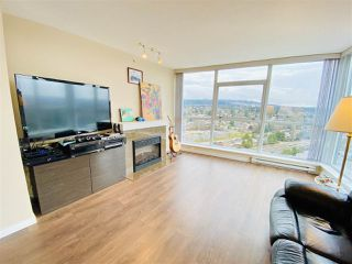 "Photo 4: 2503 2225 HOLDOM Avenue in Burnaby: Central BN Condo for sale in ""LEGACY"" (Burnaby North)  : MLS®# R2423852"