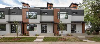 Photo 1: 12206 117 Avenue in Edmonton: Zone 07 Townhouse for sale : MLS®# E4183904