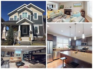 Photo 1: 7708 SUMMERSIDE GRANDE Boulevard in Edmonton: Zone 53 House for sale : MLS®# E4185599