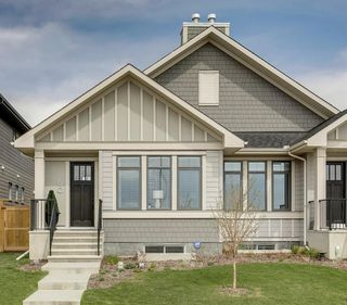 Photo 1: 60 MAHOGANY Garden SE in Calgary: Mahogany Semi Detached for sale : MLS®# C4295296