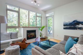 "Photo 1: 317 100 CAPILANO Road in Port Moody: Port Moody Centre Condo for sale in ""SUTER BROOK"" : MLS®# R2478590"