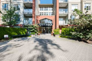 "Main Photo: 317 100 CAPILANO Road in Port Moody: Port Moody Centre Condo for sale in ""SUTER BROOK"" : MLS®# R2478590"
