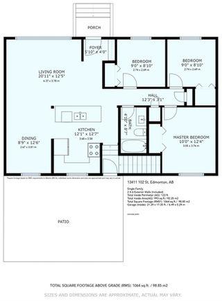 Photo 49: 13411 102 Street in Edmonton: Zone 01 House for sale : MLS®# E4210694