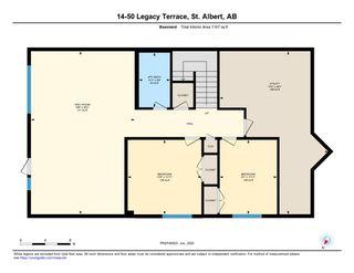 Photo 36: 14 50 LEGACY Terrace: St. Albert House Half Duplex for sale : MLS®# E4215480