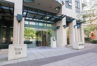 Photo 1: 502 1239 W GEORGIA Street in Vancouver: Coal Harbour Condo for sale (Vancouver West)  : MLS®# R2510871