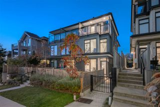 "Main Photo: 1847 ADANAC Street in Vancouver: Hastings Townhouse for sale in ""THE ADANAC 3"" (Vancouver East)  : MLS®# R2511601"