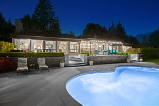 Photo 1: 355 SOUTHBOROUGH DRIVE in West Vancouver: British Properties House for sale : MLS®# R2512499