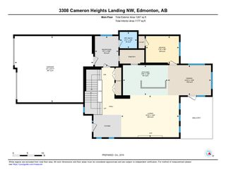 Photo 34: 3308 CAMERON HEIGHTS LD NW in Edmonton: Zone 20 House for sale