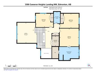 Photo 35: 3308 CAMERON HEIGHTS LD NW in Edmonton: Zone 20 House for sale