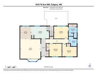 Photo 45: 1016 78 Avenue SW in Calgary: Chinook Park Detached for sale : MLS®# A1051571