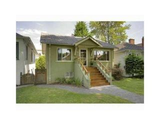 Photo 1: 3539 W 10TH AV in Vancouver: House for sale : MLS®# V931077