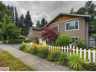 Photo 1: 4877 202A Street in Langley: Langley City House for sale : MLS®# F1220726