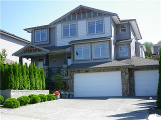 "Photo 1: 10647 KIMOLA Way in Maple Ridge: Albion House for sale in ""UPLANDS"" : MLS®# V975020"