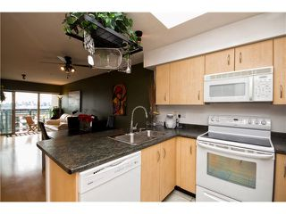 "Photo 4: # 418 332 LONSDALE AV in North Vancouver: Lower Lonsdale Condo for sale in ""The Calypso"" : MLS®# V1010793"