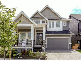 Main Photo: 17312 0B Avenue in Surrey: Pacific Douglas House for sale (South Surrey White Rock)  : MLS®# F1315561