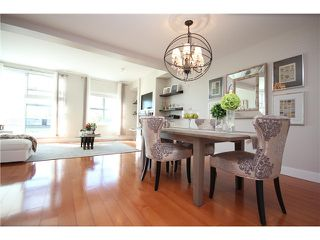 """Photo 6: 8 1182 QUEBEC Street in Vancouver: Mount Pleasant VE Townhouse for sale in """"CITY GATE"""" (Vancouver East)  : MLS®# V1025907"""