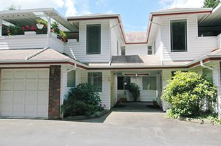 """Photo 2: 19 22128 DEWDNEY TRUNK RD in Maple Ridge: West Central Townhouse for sale in """"DEWDNEY PLACE"""" : MLS®# V598728"""
