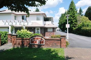 """Photo 1: 19 22128 DEWDNEY TRUNK RD in Maple Ridge: West Central Townhouse for sale in """"DEWDNEY PLACE"""" : MLS®# V598728"""