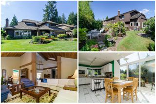 "Photo 1: 11648 HYLAND Drive in Delta: Sunshine Hills Woods House for sale in ""SUNSHINE HILLS"" (N. Delta)  : MLS®# F1417122"