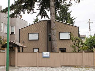 Main Photo: 364 E 3RD Street in North Vancouver: Lower Lonsdale Commercial for sale : MLS®# V4041202