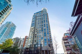 Photo 2: 1701 1000 BEACH AVENUE in Vancouver: Yaletown Condo for sale (Vancouver West)  : MLS®# R2108437
