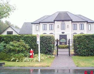 """Photo 1: 16658 27TH AV in Surrey: Grandview Surrey House for sale in """"Kensington Heights"""" (South Surrey White Rock)  : MLS®# F2520154"""