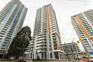 "Photo 1: 2609 455 SW MARINE Drive in Vancouver: Marpole Condo for sale in ""W1-WEST TOWER"" (Vancouver West)  : MLS®# R2388321"