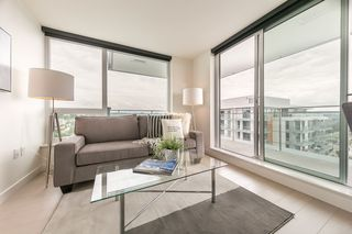 "Photo 2: 2609 455 SW MARINE Drive in Vancouver: Marpole Condo for sale in ""W1-WEST TOWER"" (Vancouver West)  : MLS®# R2388321"