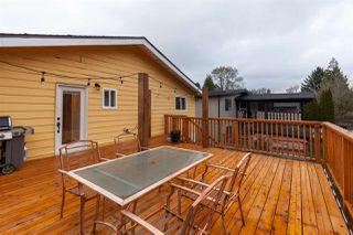 Photo 20: 38782 BRITANNIA Avenue in Squamish: Dentville House for sale : MLS®# R2419452