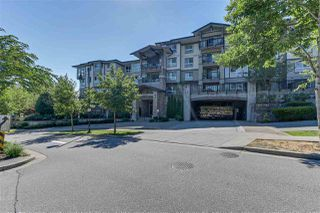 "Photo 1: 512 1330 GENEST Way in Coquitlam: Westwood Plateau Condo for sale in ""The Lanterns"" : MLS®# R2426722"