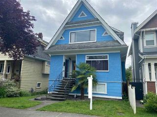 Main Photo: 2142 GRANT Street in Vancouver: Grandview Woodland House for sale (Vancouver East)  : MLS®# R2476968