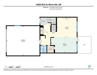 Photo 46: 10608 96A Street: Morinville House for sale : MLS®# E4215367