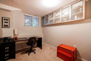 "Photo 21: 40 7488 MULBERRY Place in Burnaby: The Crest Townhouse for sale in ""SIERRA RIDGE"" (Burnaby East)  : MLS®# R2504190"