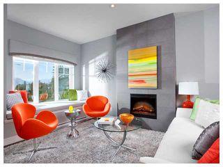 "Photo 7: 17 7198 BARNET Road in Burnaby: Westridge BN Townhouse for sale in ""WESTRIDGE LIVING"" (Burnaby North)  : MLS®# V936990"