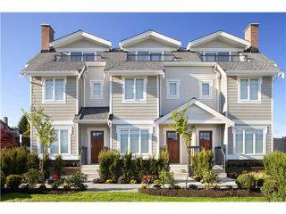 "Photo 1: 17 7198 BARNET Road in Burnaby: Westridge BN Townhouse for sale in ""WESTRIDGE LIVING"" (Burnaby North)  : MLS®# V936990"