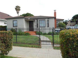 Photo 1: SAN DIEGO Property for sale: 3041-43 K Street