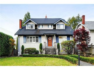 "Photo 1: 3585 W 31ST Avenue in Vancouver: Dunbar House for sale in ""DUNBAR"" (Vancouver West)  : MLS®# V978491"