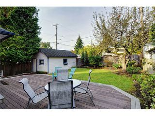 "Photo 10: 3585 W 31ST Avenue in Vancouver: Dunbar House for sale in ""DUNBAR"" (Vancouver West)  : MLS®# V978491"