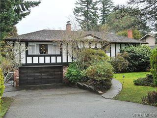 Photo 1: 4901 Sea Ridge Drive in VICTORIA: SE Cordova Bay Single Family Detached for sale (Saanich East)  : MLS®# 320849