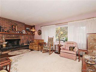 Photo 2: 4901 Sea Ridge Drive in VICTORIA: SE Cordova Bay Single Family Detached for sale (Saanich East)  : MLS®# 320849