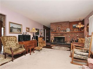 Photo 4: 4901 Sea Ridge Drive in VICTORIA: SE Cordova Bay Single Family Detached for sale (Saanich East)  : MLS®# 320849
