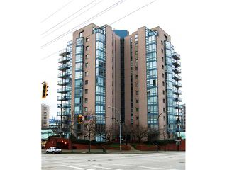 "Photo 1: # 405 98 10TH ST in New Westminster: Downtown NW Condo for sale in ""PLAZA POINTE"" : MLS®# V1002763"