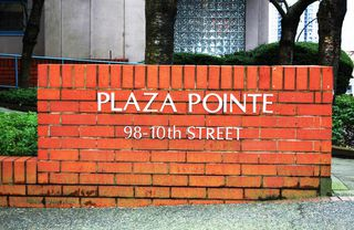 "Photo 28: # 405 98 10TH ST in New Westminster: Downtown NW Condo for sale in ""PLAZA POINTE"" : MLS®# V1002763"