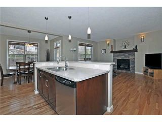 Photo 4: 447 ST MORITZ Drive SW in CALGARY: Springbank Hill Residential Detached Single Family for sale (Calgary)  : MLS®# C3567278