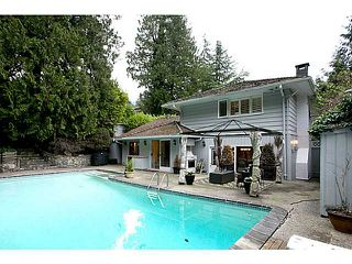 Photo 10: 5719 CRANLEY Drive in West Vancouver: Eagle Harbour House for sale : MLS®# V1023238