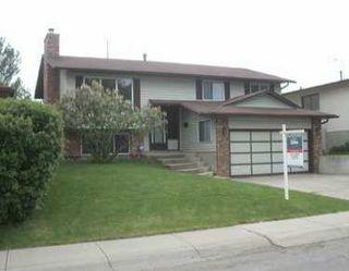 Photo 1:  in CALGARY: Braeside Braesde Est Residential Detached Single Family for sale (Calgary)  : MLS®# C3213950