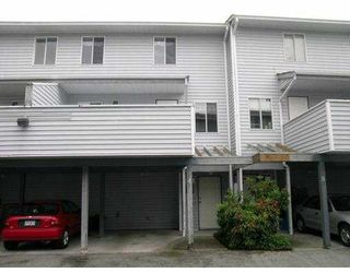 Main Photo: 4 3410 Coast Meridian Road in Port Coquitlam: Lincoln Park PQ Townhouse for sale : MLS®# V714683