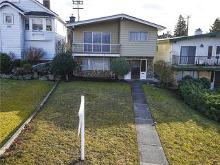 Photo 2: 3490 CAMBRIDGE ST in Vancouver: Hastings East House for sale (Vancouver East)  : MLS®# V1056008