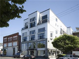 Photo 3: 405 555 Chatham St in VICTORIA: Vi Downtown Condo Apartment for sale (Victoria)  : MLS®# 677342