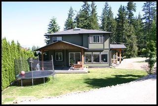 Photo 3: 2190 Southeast Auto Road in Salmon Arm: Hillcrest House for sale : MLS®# 10101264